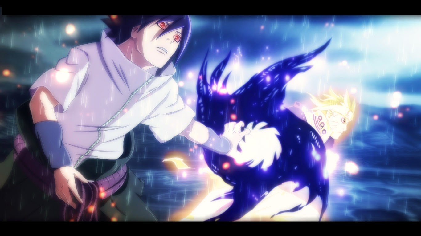 rasengan amaterasu technique naruto sasuke hd wallpaper anime deviant 1366x768