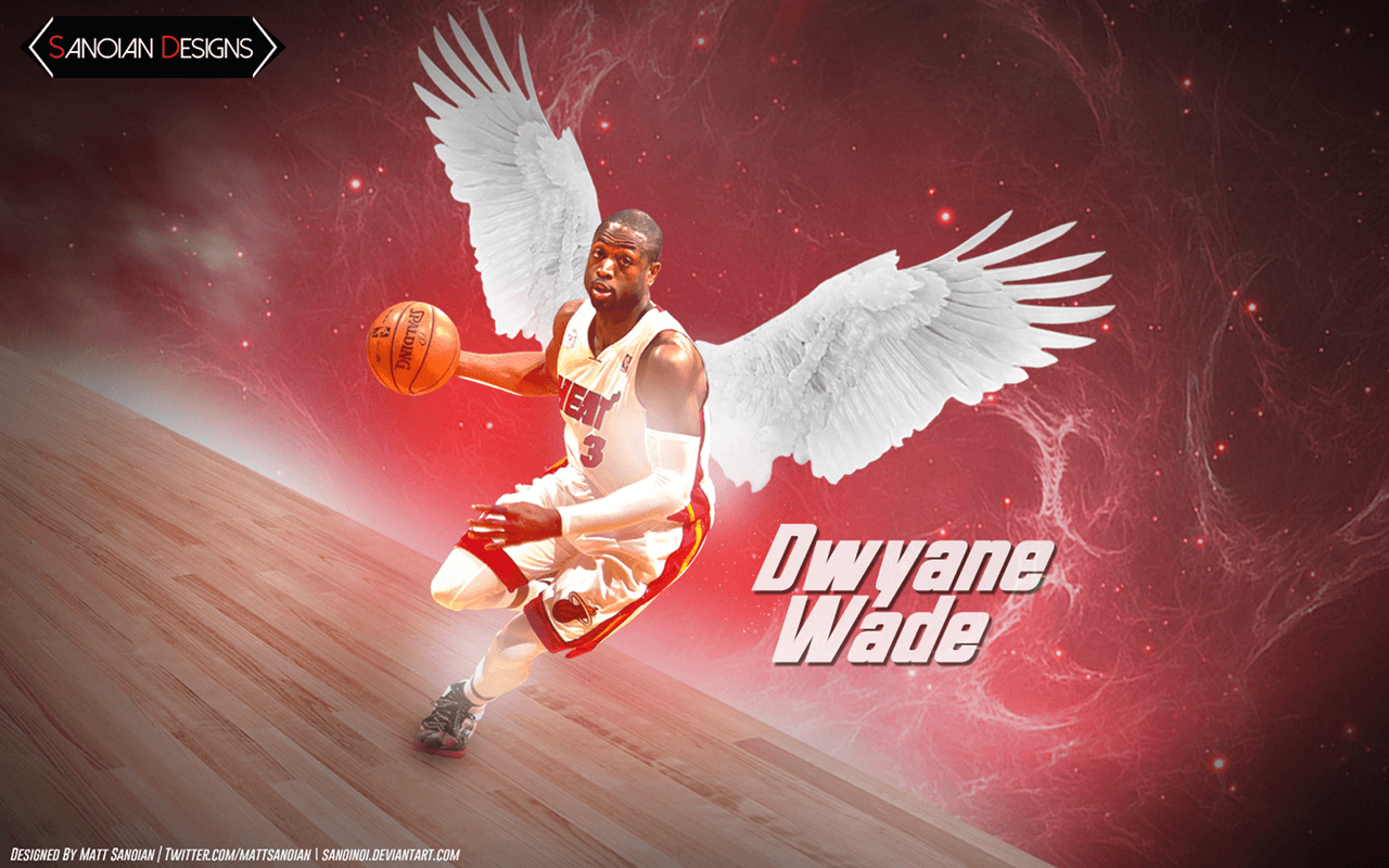 Dwyane Wade 2016 Wallpapers 1280x800