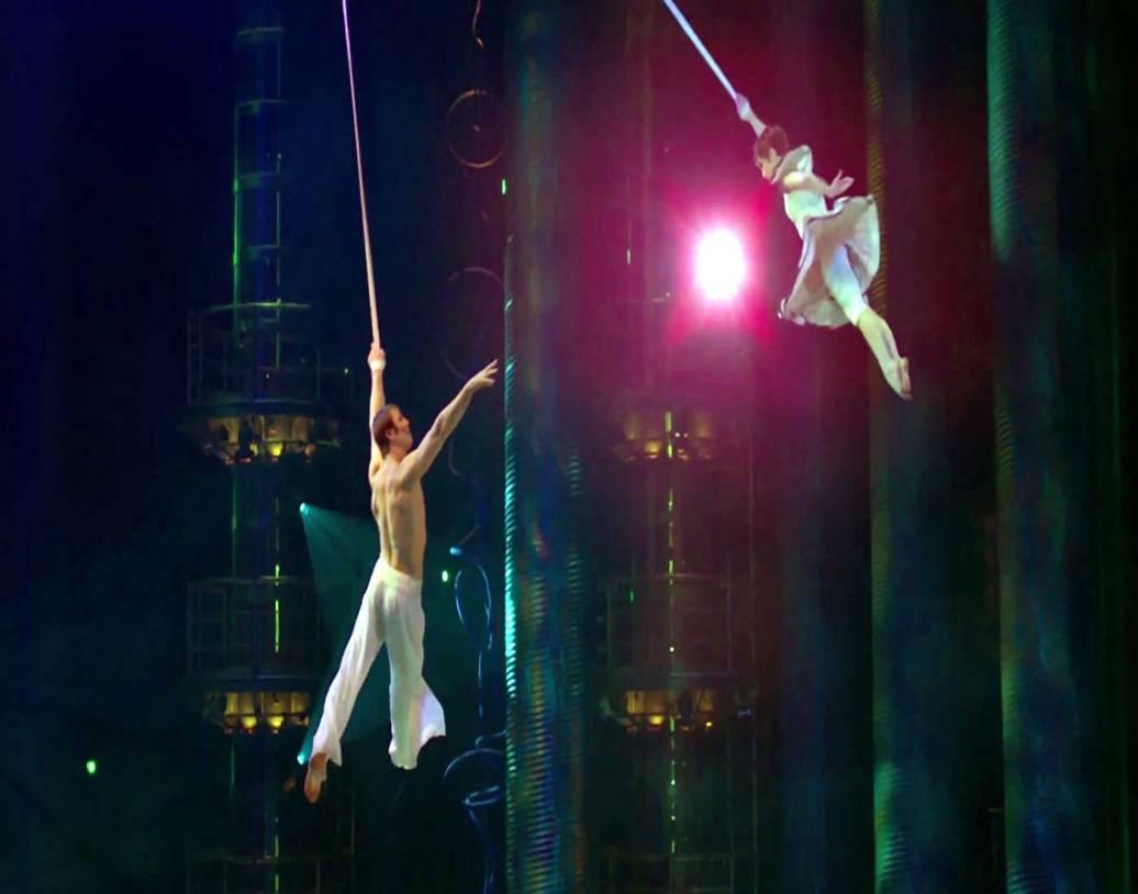 Cirque du Soleil Logo Wallpaper Cirque du Soleil Worlds Away 1036x814
