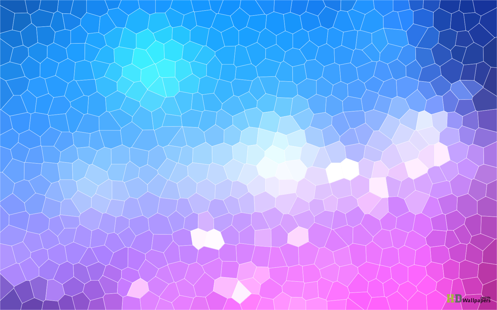 Light Blue and Pink Background HD Wallpaper 1600x1000