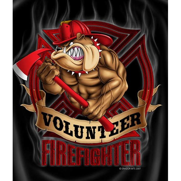 Vollenteer Firefighter Backgrounds Logos Wallpaper Full HD 600x600