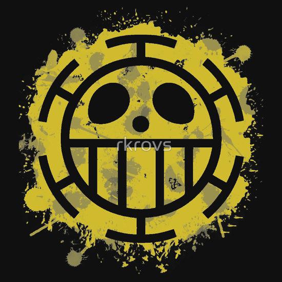 Law Logo One Piece Fc550x550blacku2jpg 550x550