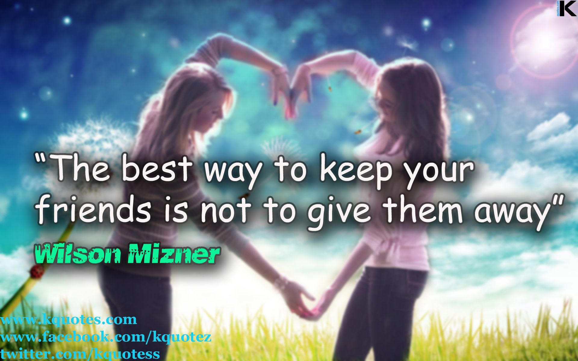 friends best way quotes wallpaper friends best way quotes 1920x1200