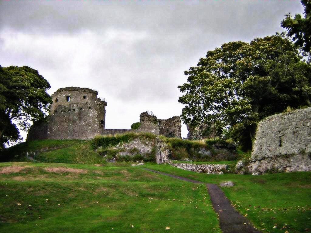 Irish Castle Desktop Wallpaper - WallpaperSafari Ireland Castle Wallpaper