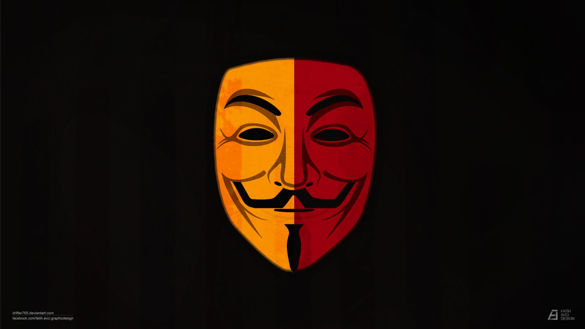V For Vendetta Mask Wallpaper V for Vendetta ...