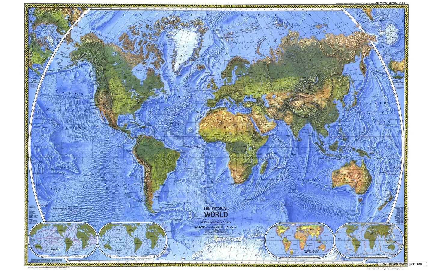 World Map Desktop Background travel wallpaper   world 1440x900