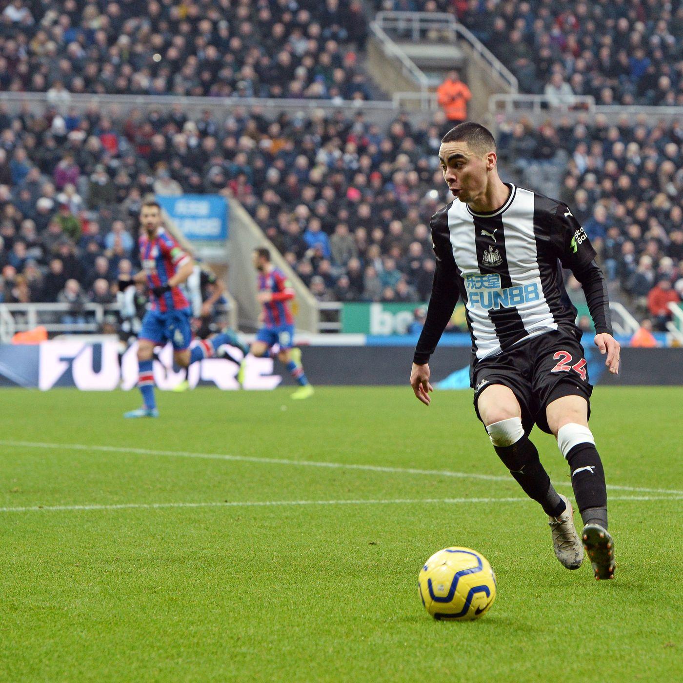 WATCH Miguel Almiron finally scores first Premier League goal 1400x1400