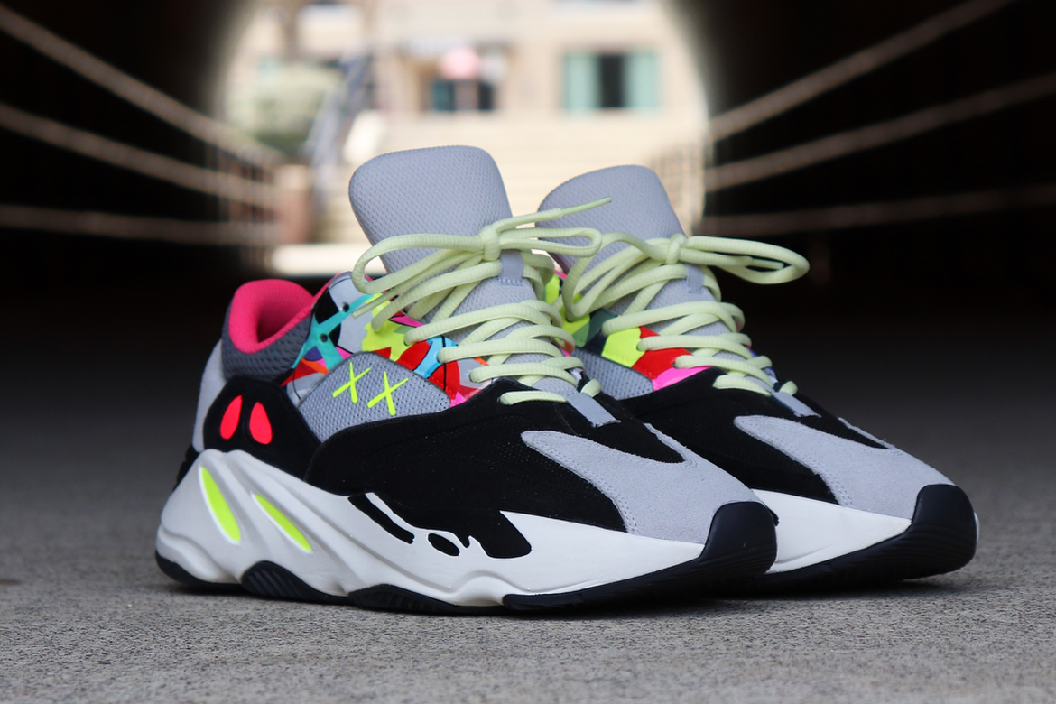 Free Download Kaws X Yeezy Boost 700 Wave Runners Surface