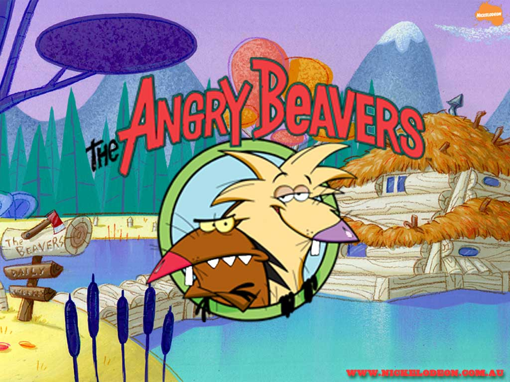 Angry Beavers Wallpapers 1024x768