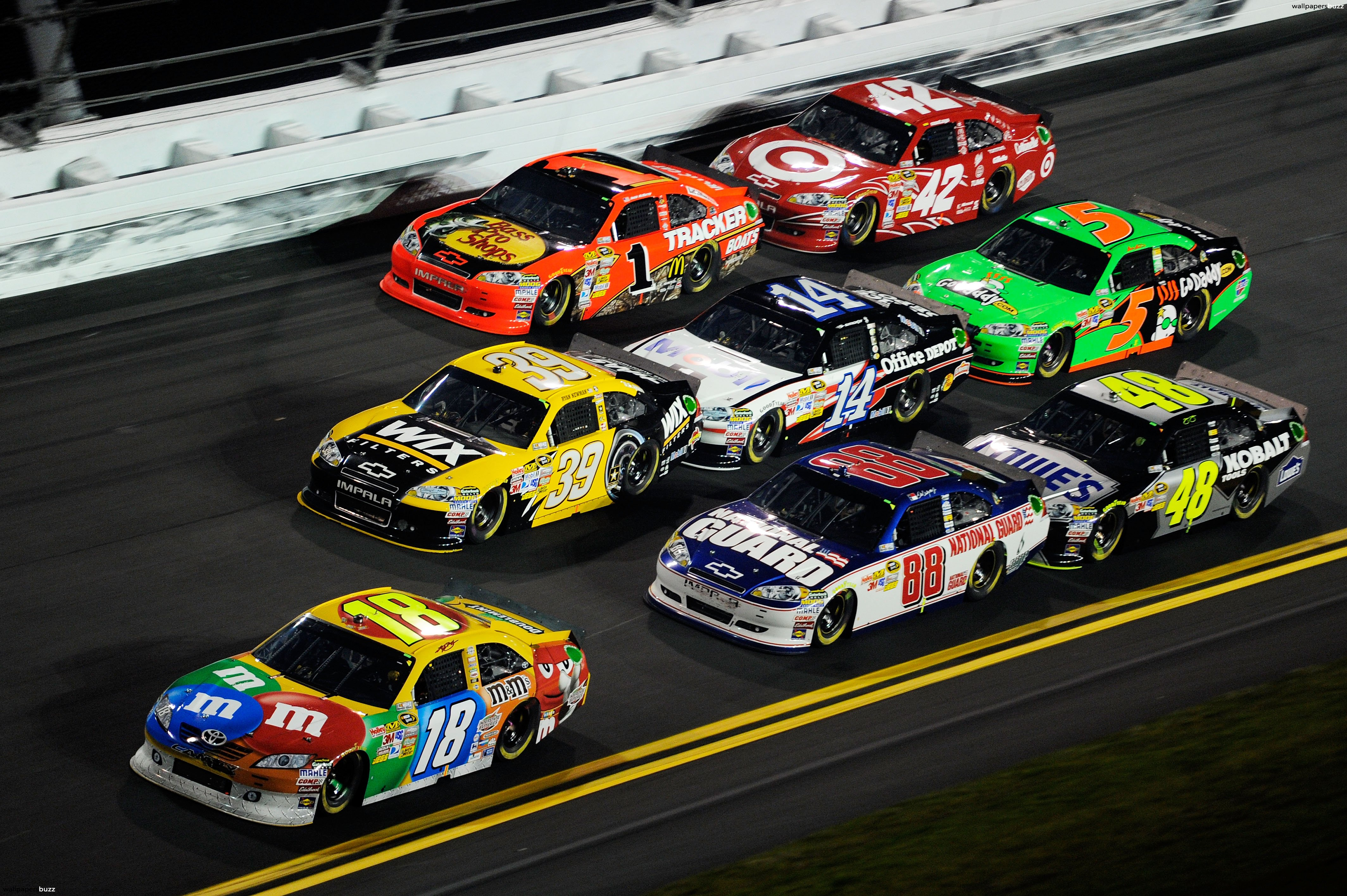Hd Nascar Backrounds: [49+] NASCAR HD Wallpaper On WallpaperSafari