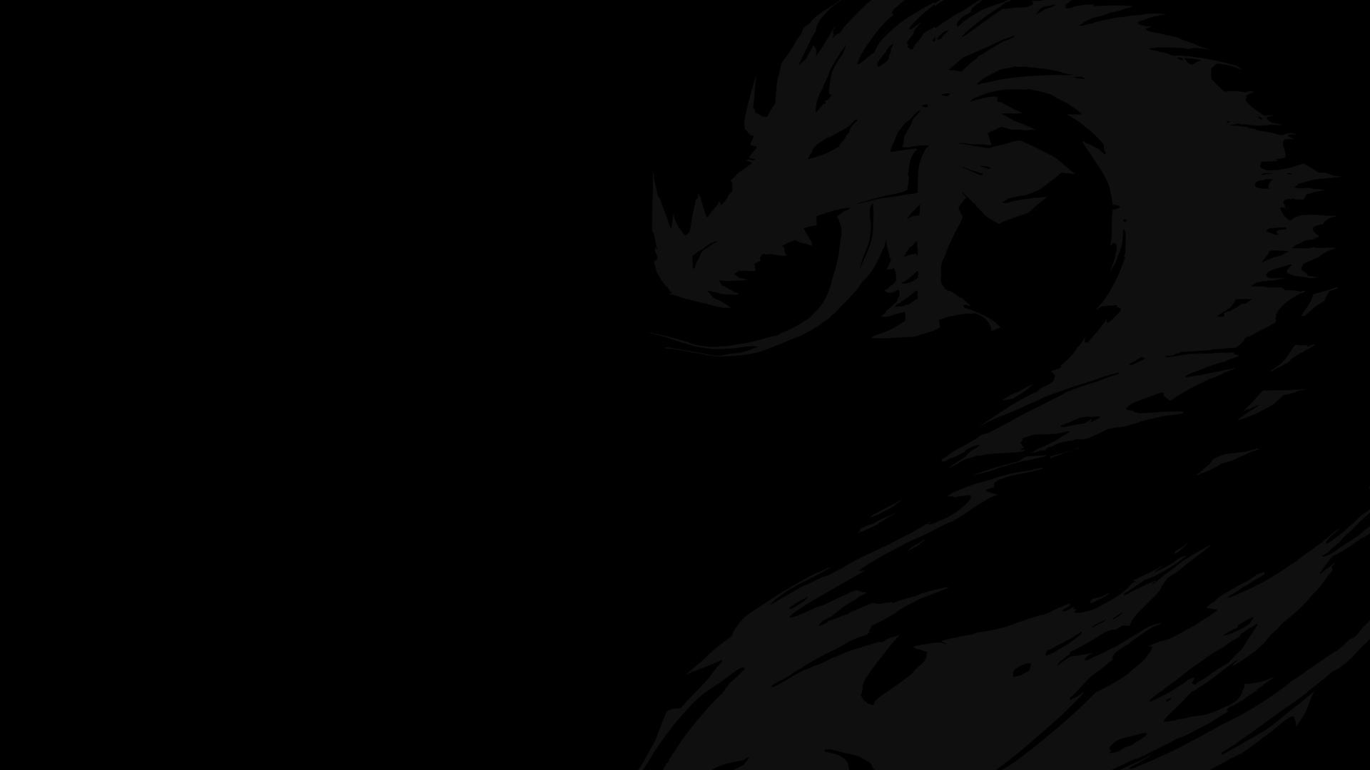 Solid Dark Grey Background Plain Black Wallpaper 1920x1080