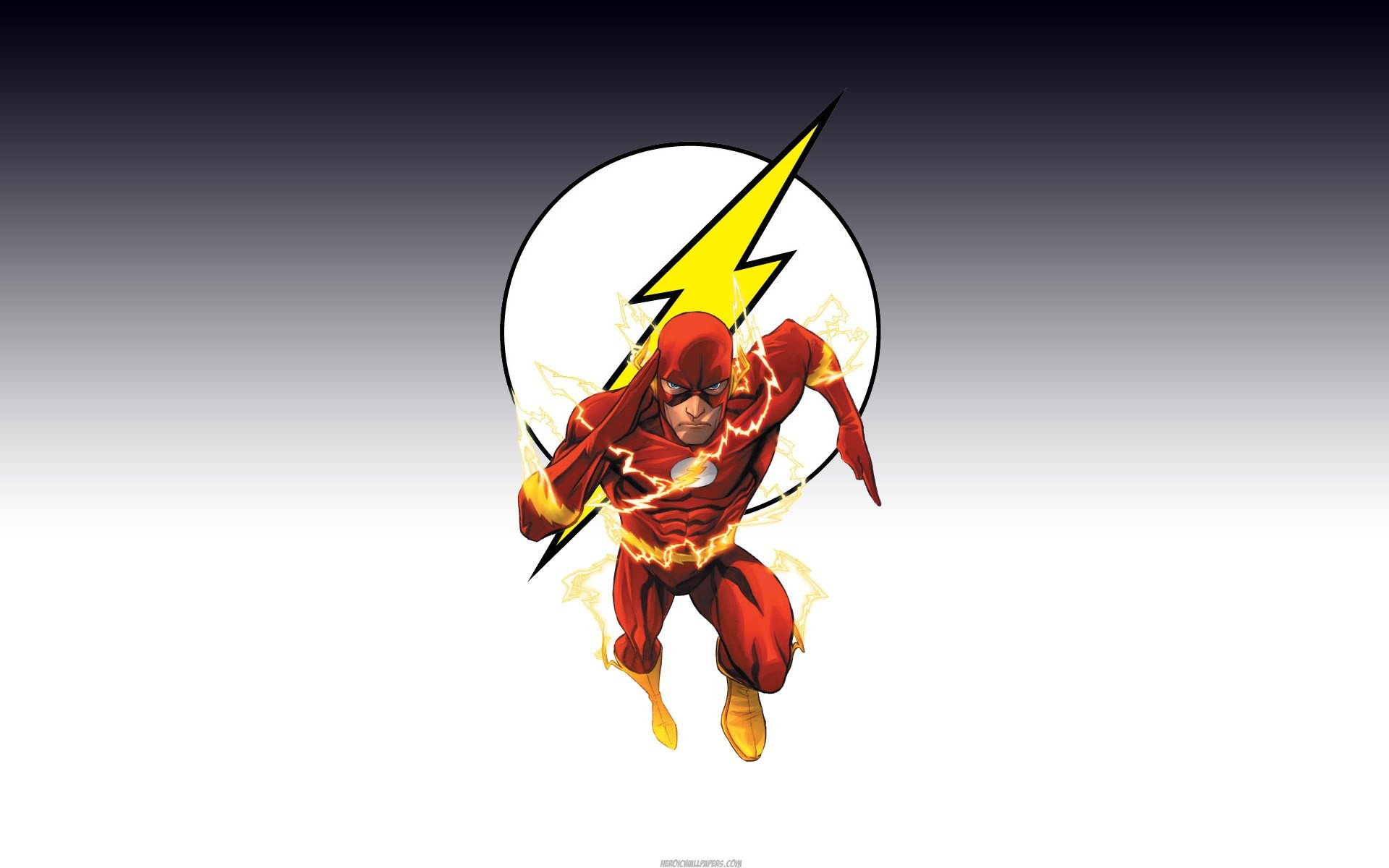 DC Comics superheroes Flash superhero wallpaper 1920x1200 294101 1920x1200