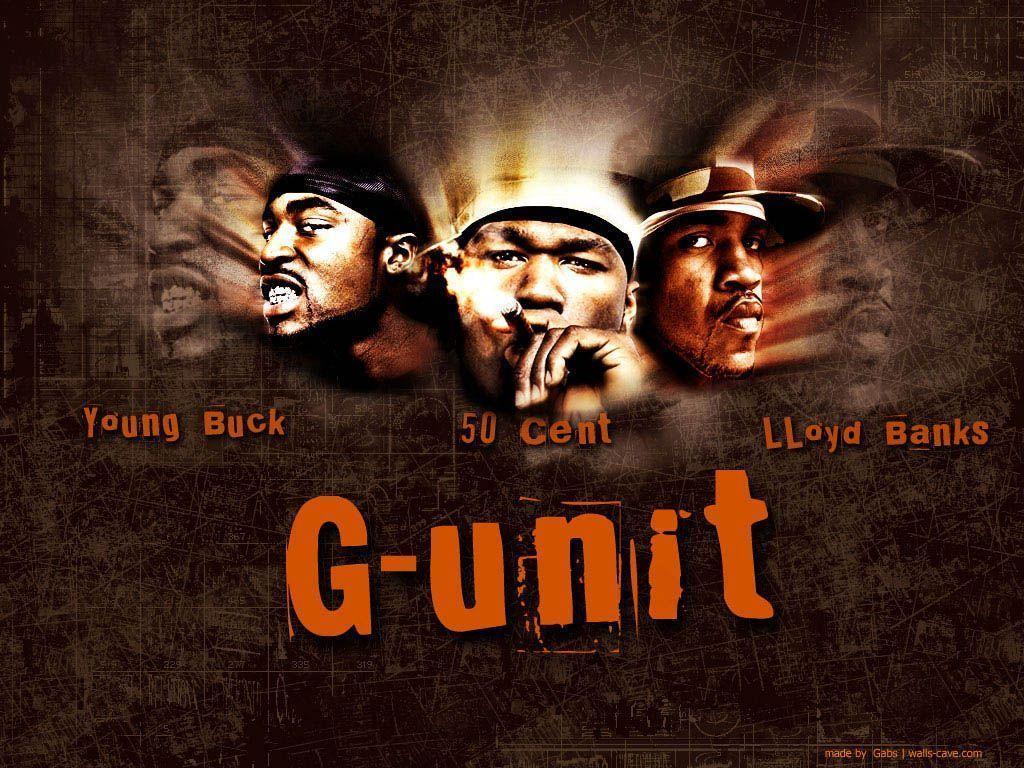 G Unit Logo Wallpapers 1024x768
