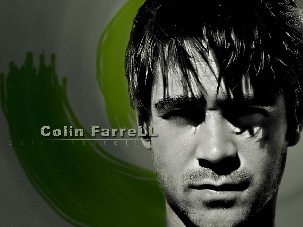 Collin Farrel   Colin Farrell Wallpaper 81036 1024x768