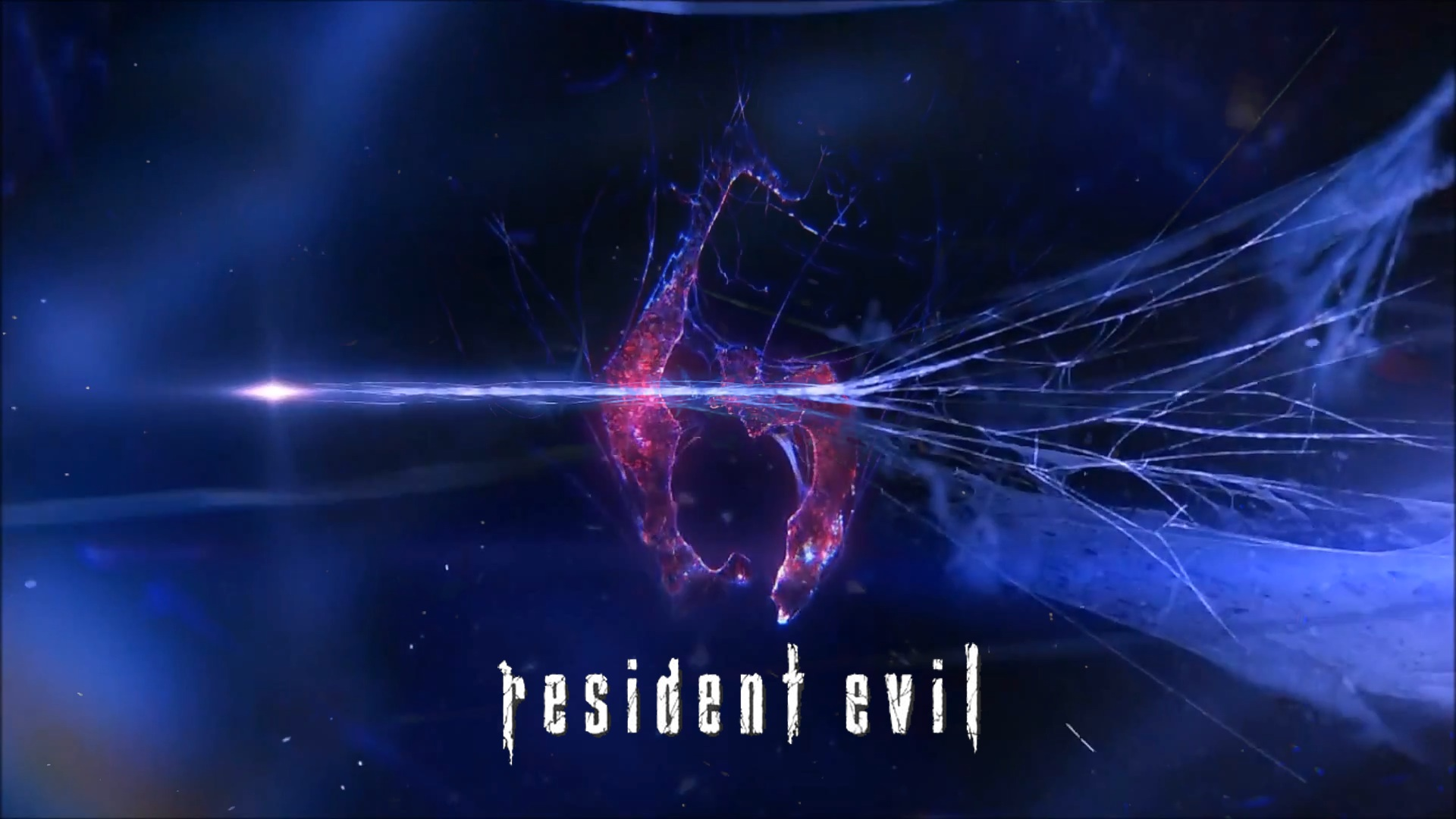 Free Download Evil Wallpapers 1080p Resident Evil 6 Wallpaper Logo