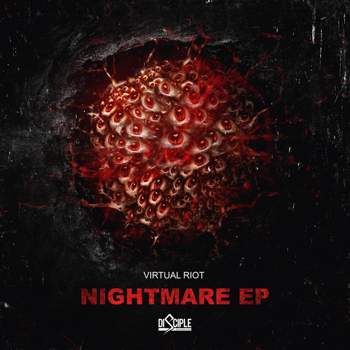 VIRTUAL RIOT   Nightmare   EP Front Cover 700x700