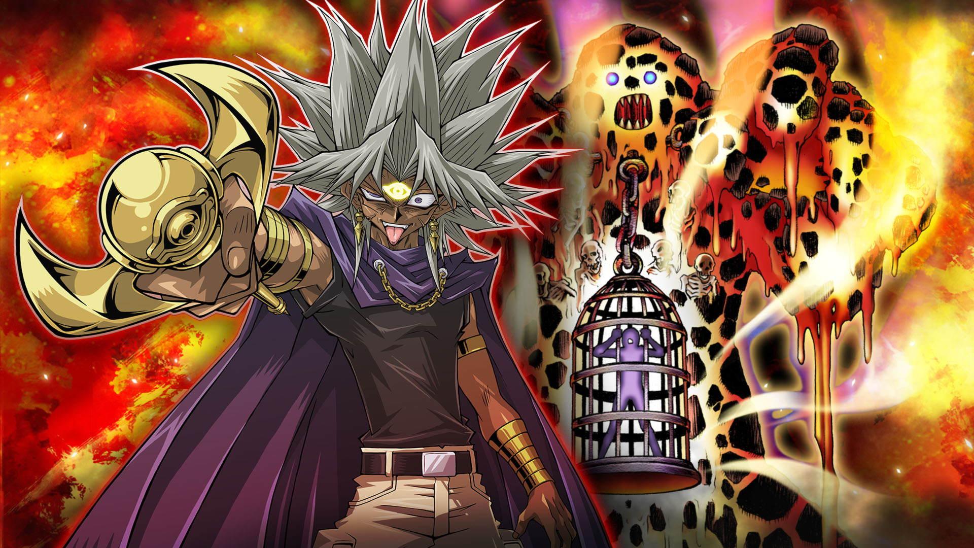 Yu Gi Oh Duel Links Wallpaper 011 Yami Marik Wallpapers