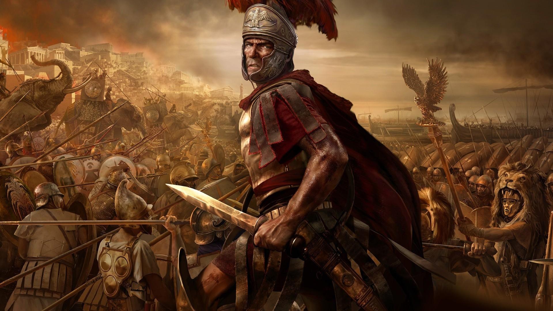 Total War   Rome II Wallpaper 3352 1920x1080