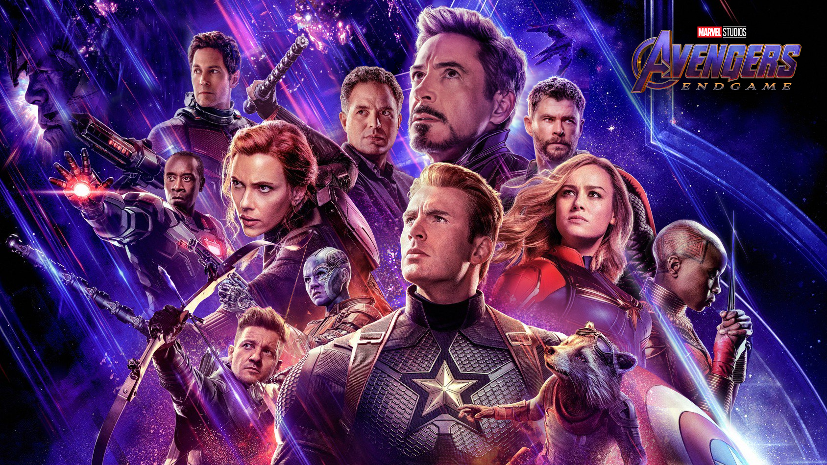 Free download Avengers Endgame Wallpaper169 tried my best ...