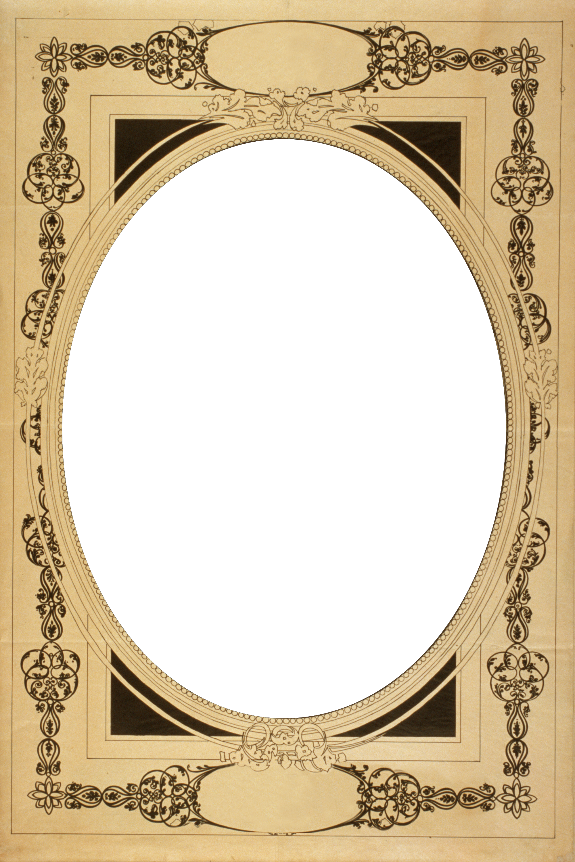 Chalk Transparent Border: Wallpaper Borders Out Of Style