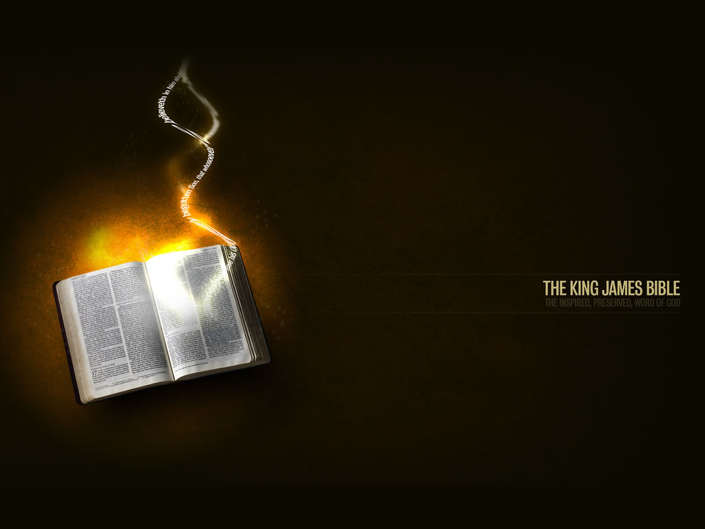 King James Bible Wallpaper   Christian Wallpapers and Backgrounds 1024x768
