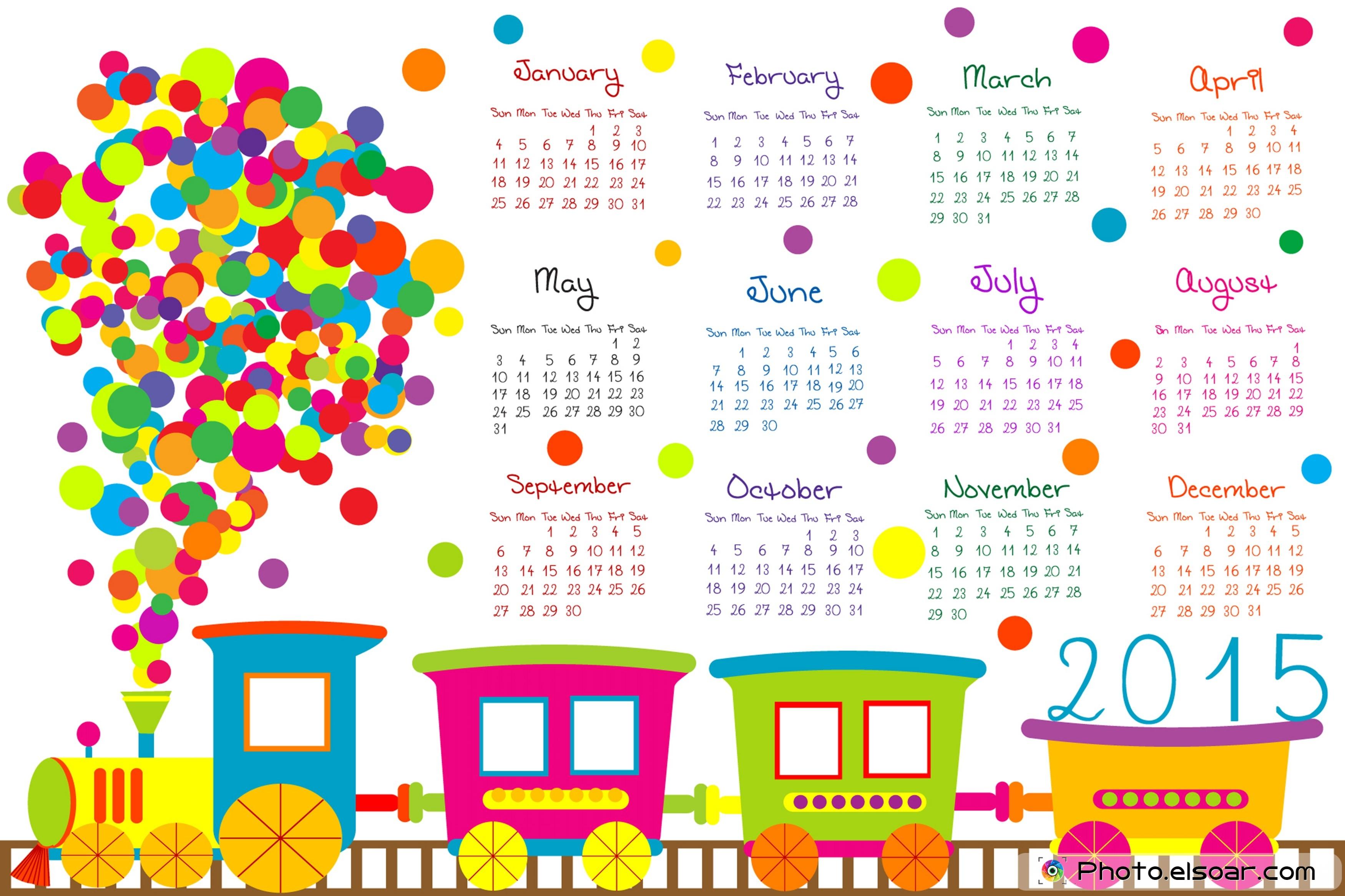 2015 Year Calendar Wallpaper Download 2015 Calendar by Month 3500x2332