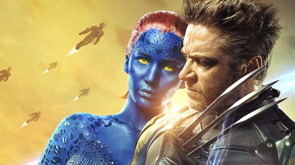 Free Download X Men Days Of Future Past By Vgwallpapers