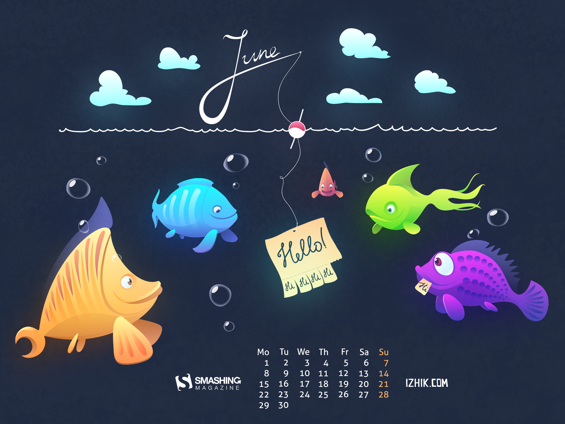 Desktop Wallpaper Calendars June 2015 Smashing Magazine 1920x1440