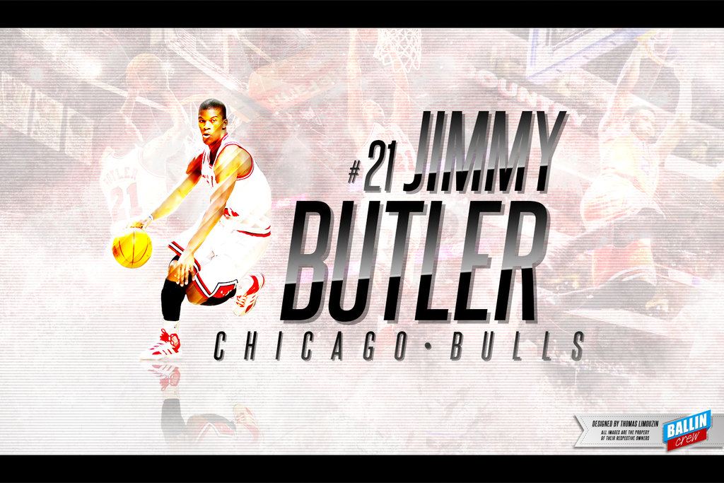 Jimmy Butler Wallpaper Jimmy Butler Wallpaper by Tlmz 1024x683