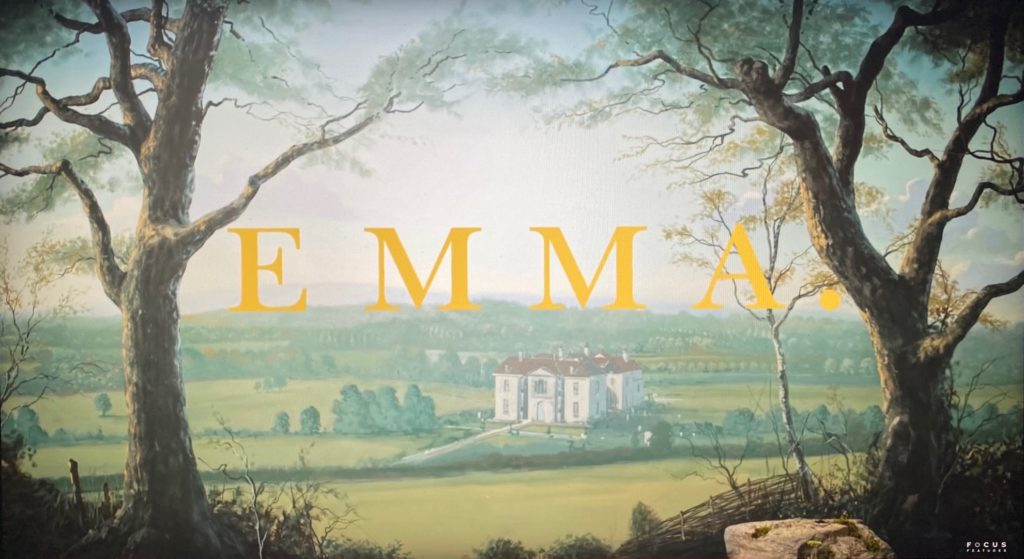 Habitually Chic A Look at the Emma Film Location Firle Place 1024x559