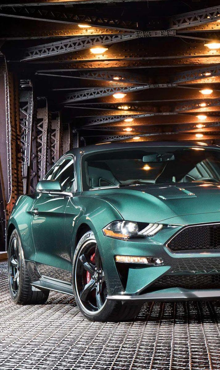 2019 Ford Mustang Bullitt Car HD wallpaper How Download 714x1200