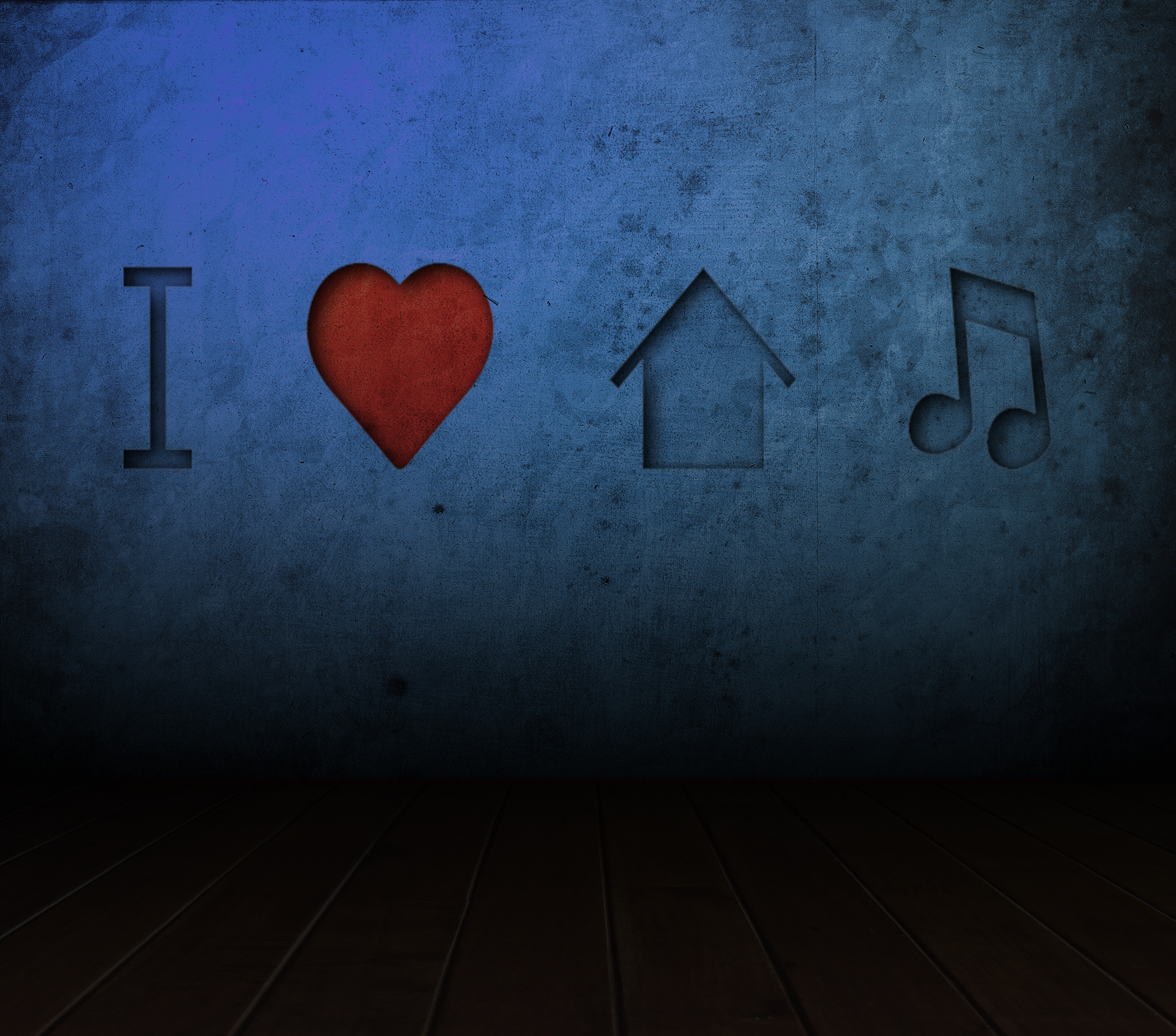 71 I Love House Music Wallpaper On Wallpapersafari