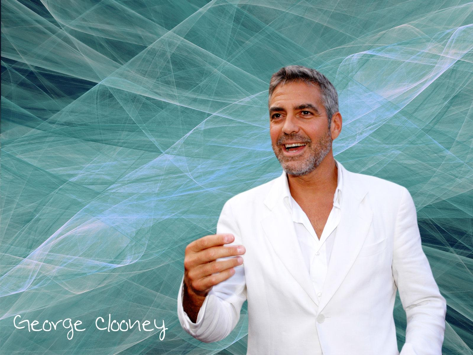Image George Clooney Celebrities 1600x1200