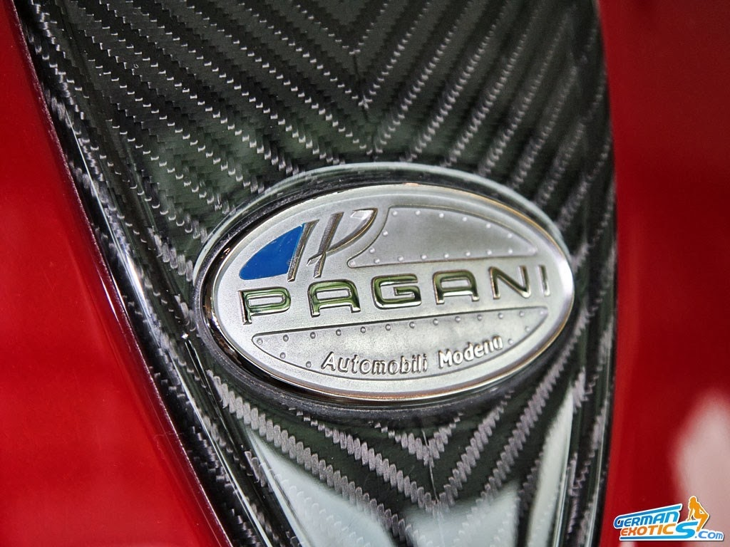 Pagani Logo Wallpaper 1024x768