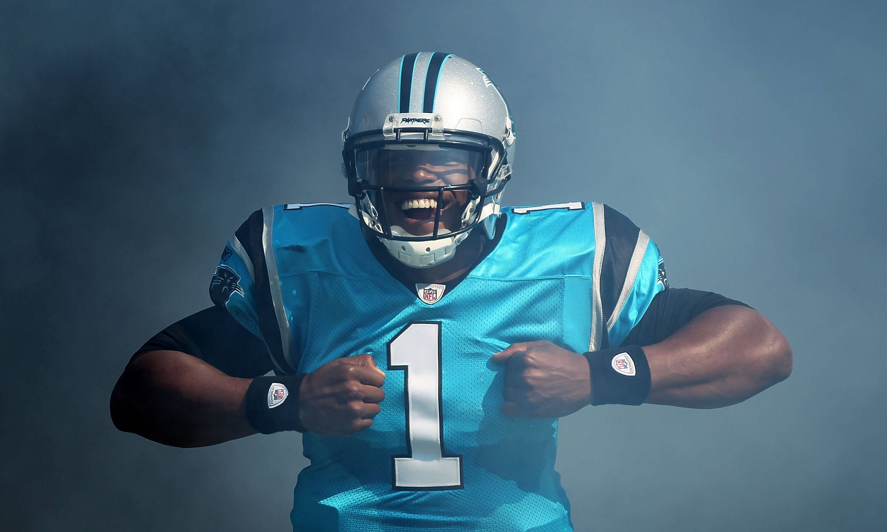 Cam Newton Haunted house Go Karts now game against Cowboys Dallas 3000x1801