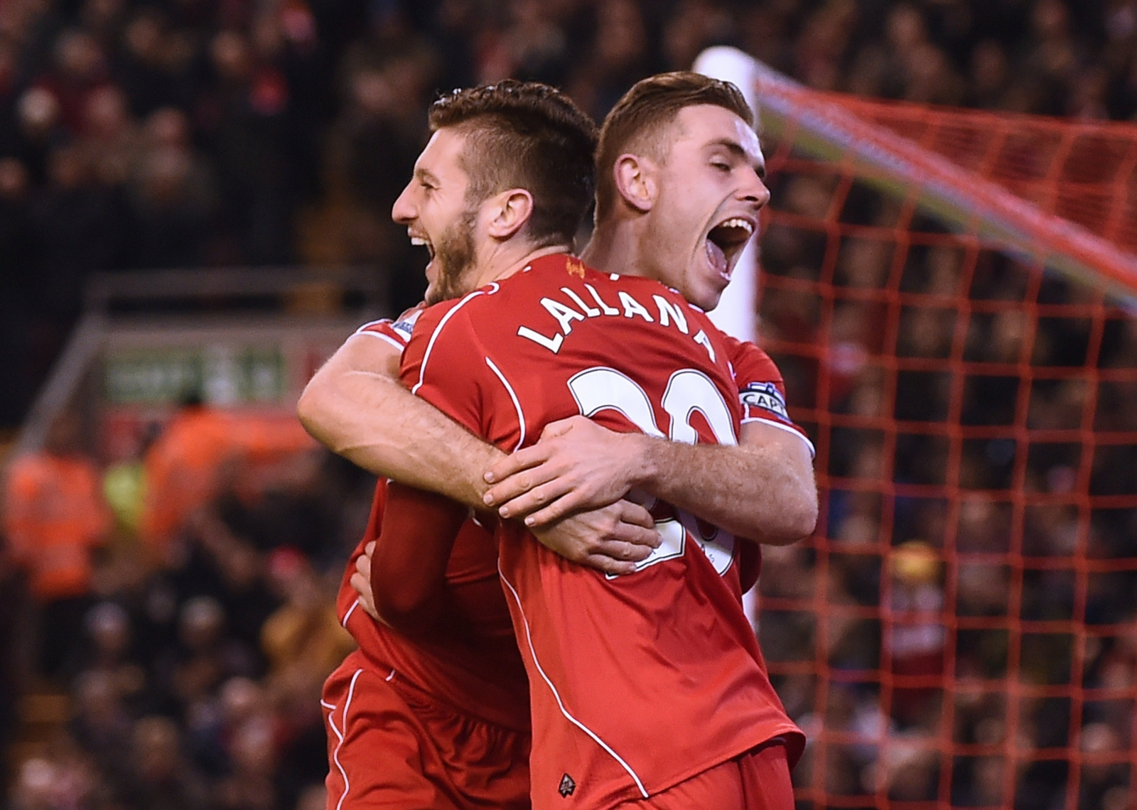 Liverpool injury list Jordan Henderson and Adam Lallana 1600x1140