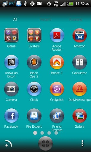 Free download Download iPod Nano 7th Gen Go Launcher for Android