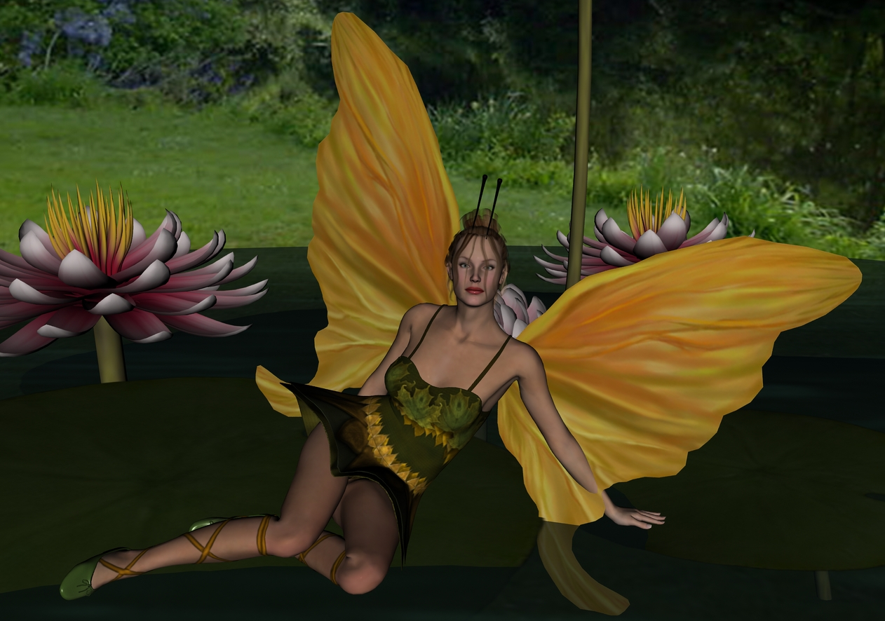 Tinkerbell and feries henti pron movie