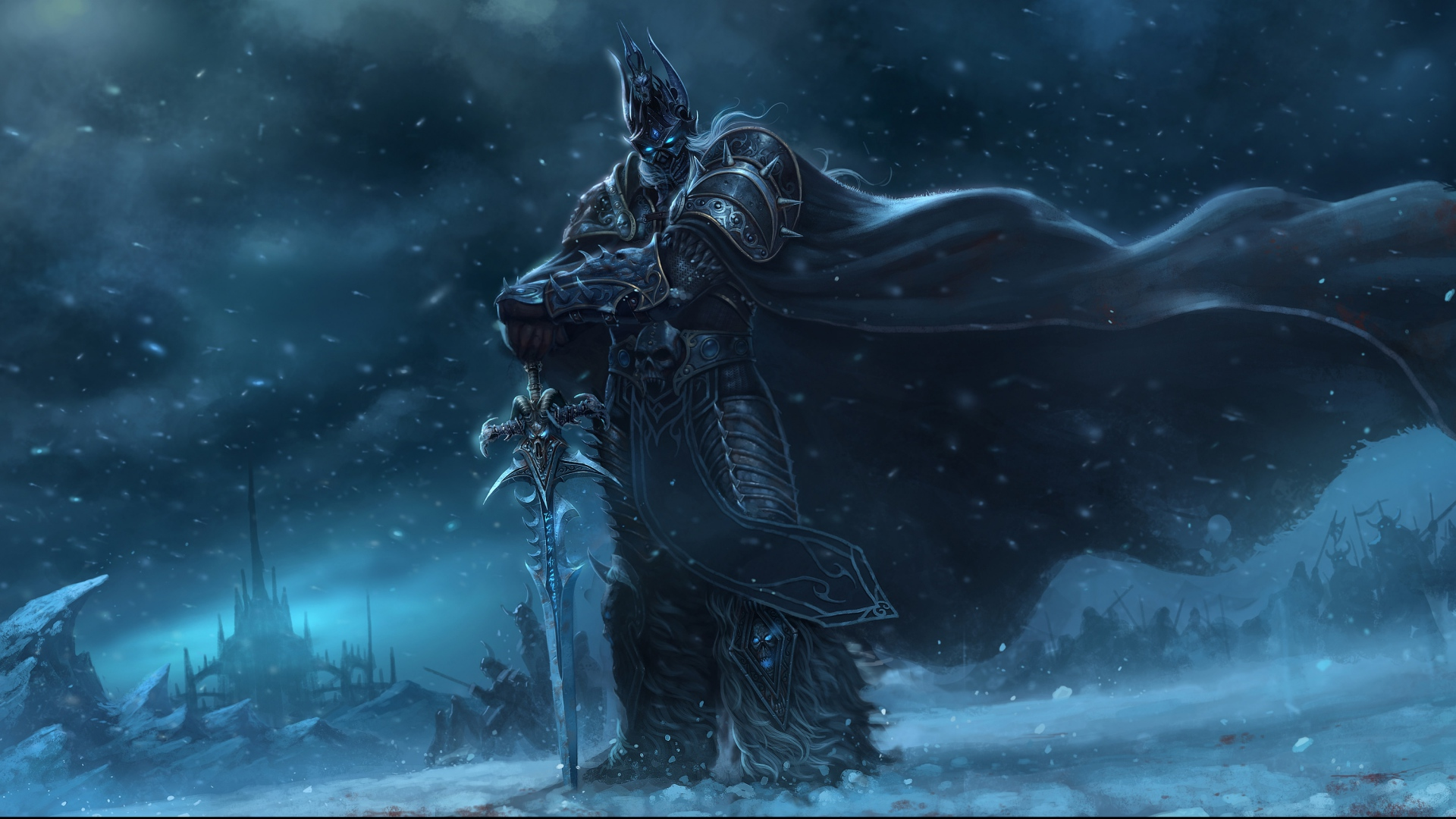 warcraft wow world of warcraft Download 1920x1080 HD Wallpaper 1920x1080