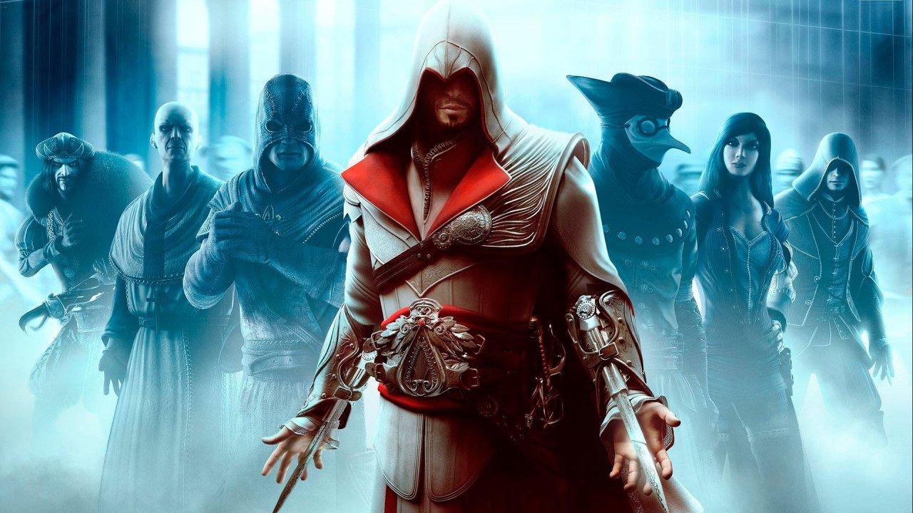 Assassins Creed Brotherhood 1080p Wallpaper Assassins Creed 1280x720