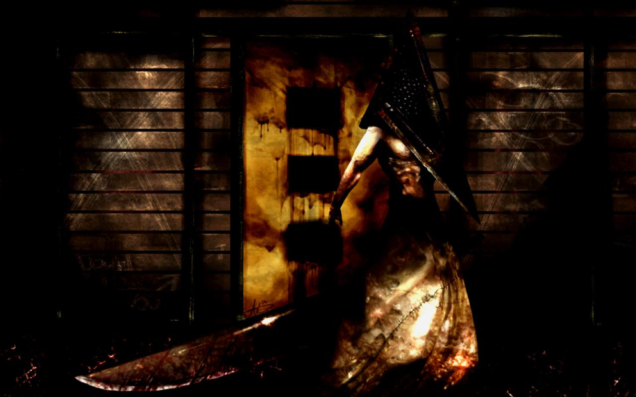 pyramid head wallpaper 1280x800 - photo #13