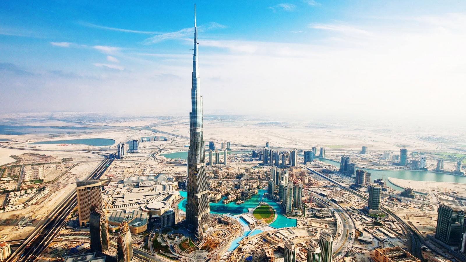 Burj Khalifa aka Burj Dubai Wallpapers HD Wallpapers 1600x900