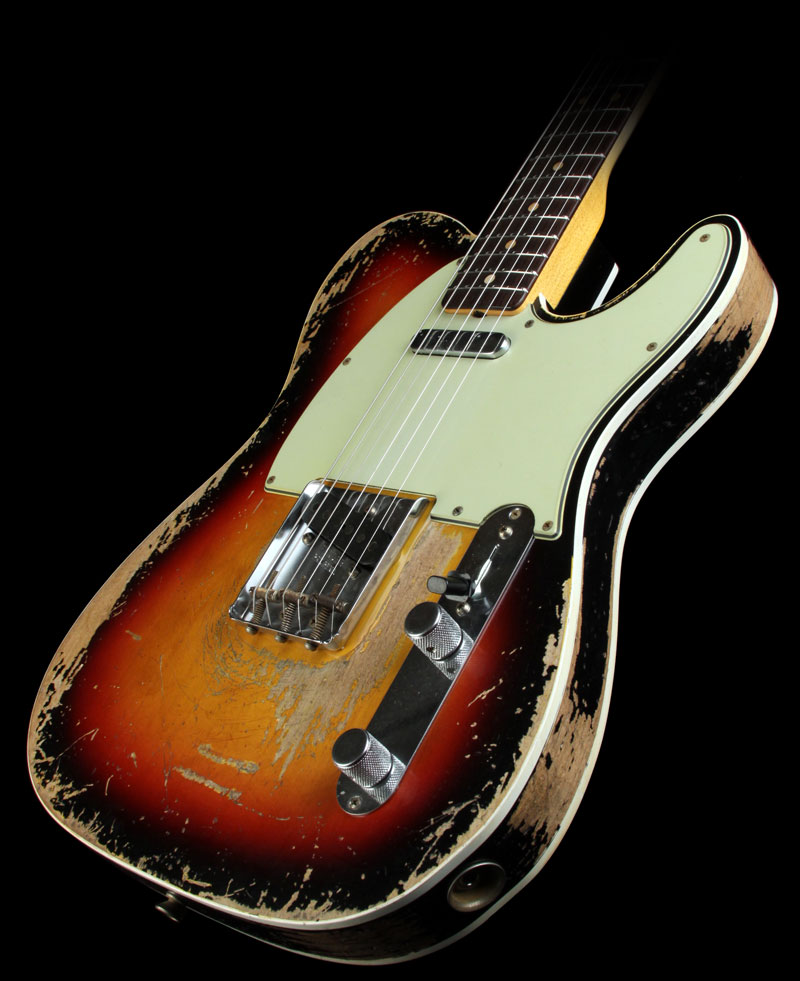 Fender Custom Shop 1963 Telecaster Relic HD Walls Find Wallpapers 800x981