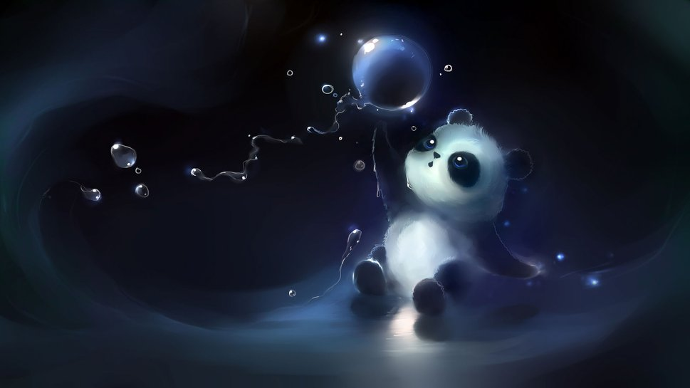 panda mignon Wallpaper   ForWallpapercom 969x545