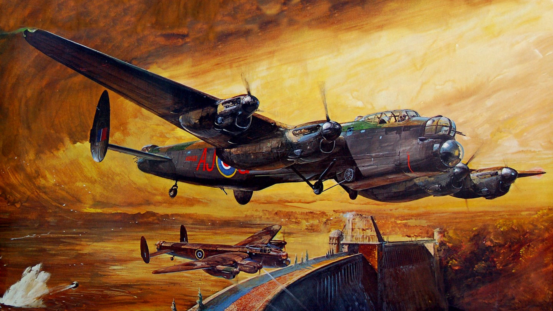 Fonds dcran Lancaster tous les wallpapers Lancaster 1920x1080