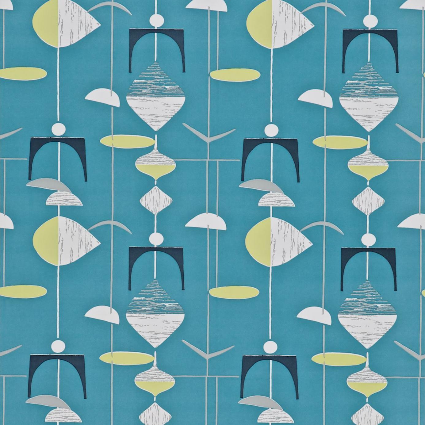 [46+] Retro 50s Wallpaper On WallpaperSafari