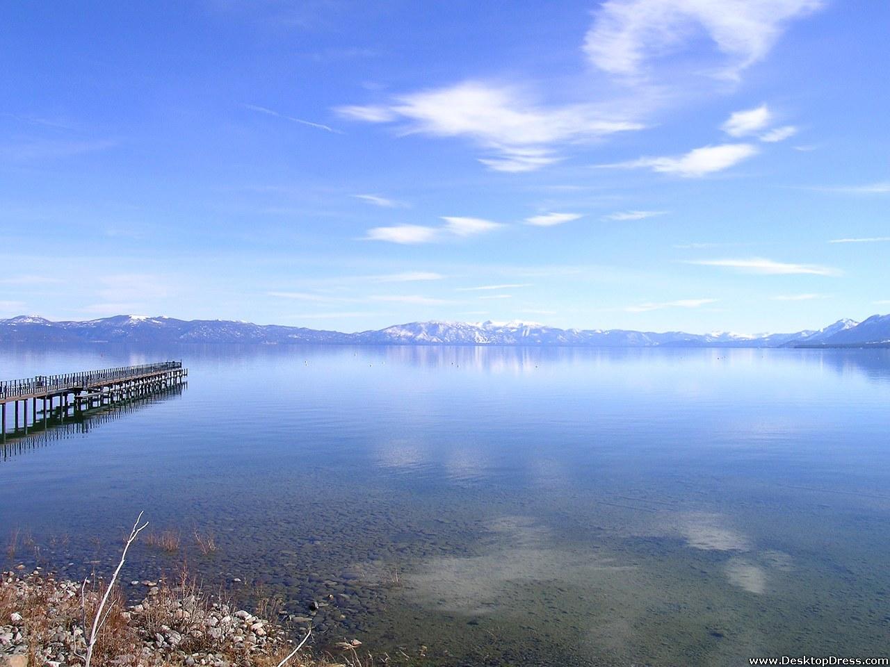 Desktop Wallpapers Natural Backgrounds Lake Tahoe United Stats 1280x960