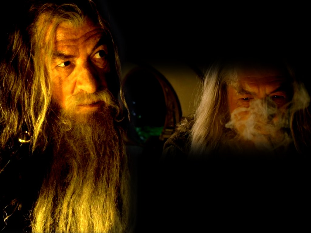 Gallery LOTRtk Gandalf Gandalf wallpaper 3 2 1024x768