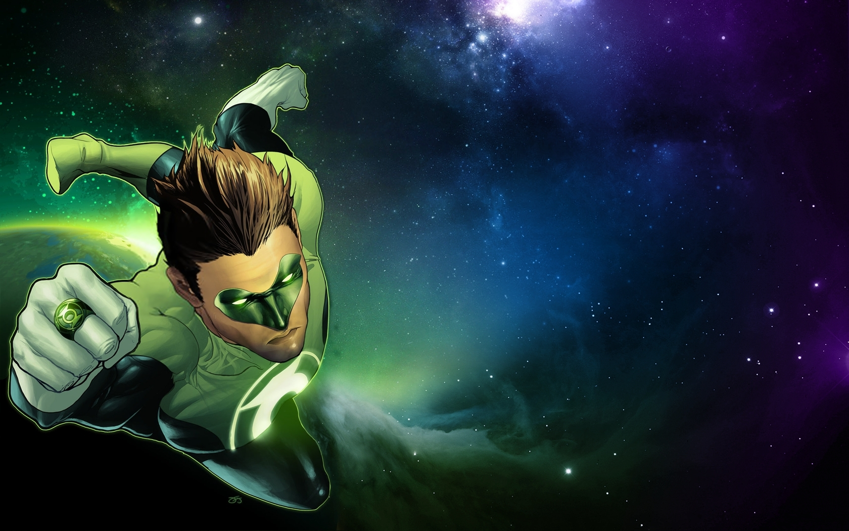 Green Lantern wallpapers Green Lantern background   Page 3 1680x1050