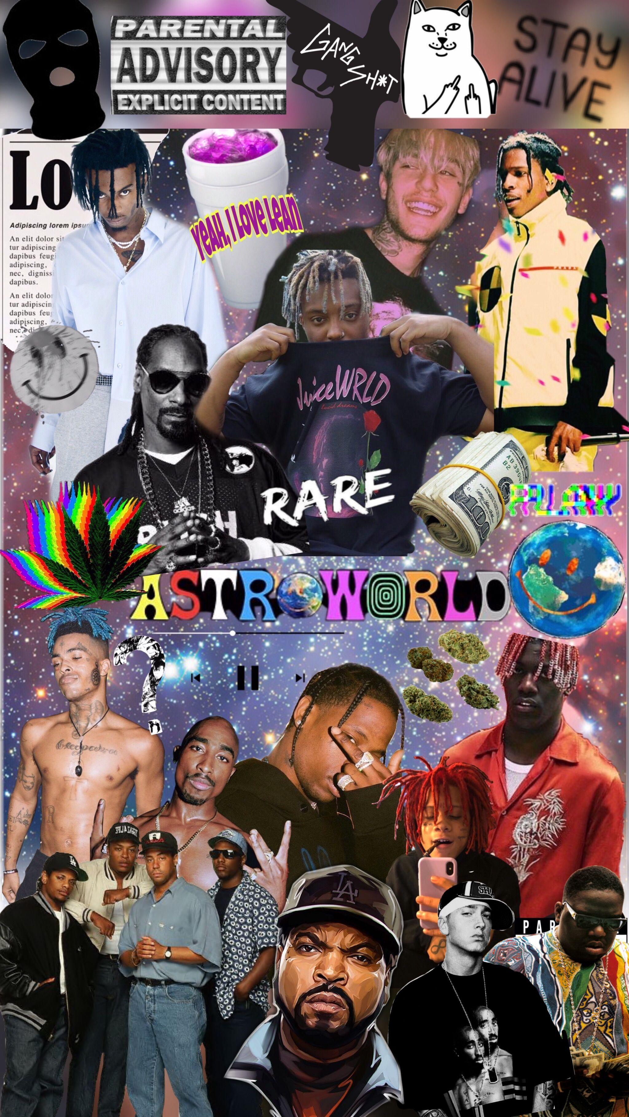 rapper wallpaper Wallpaper Art Rapper 2048x3638